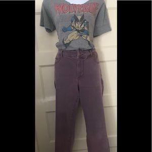 Maurice's jeans size 18 reg, bonus Wolverine tee